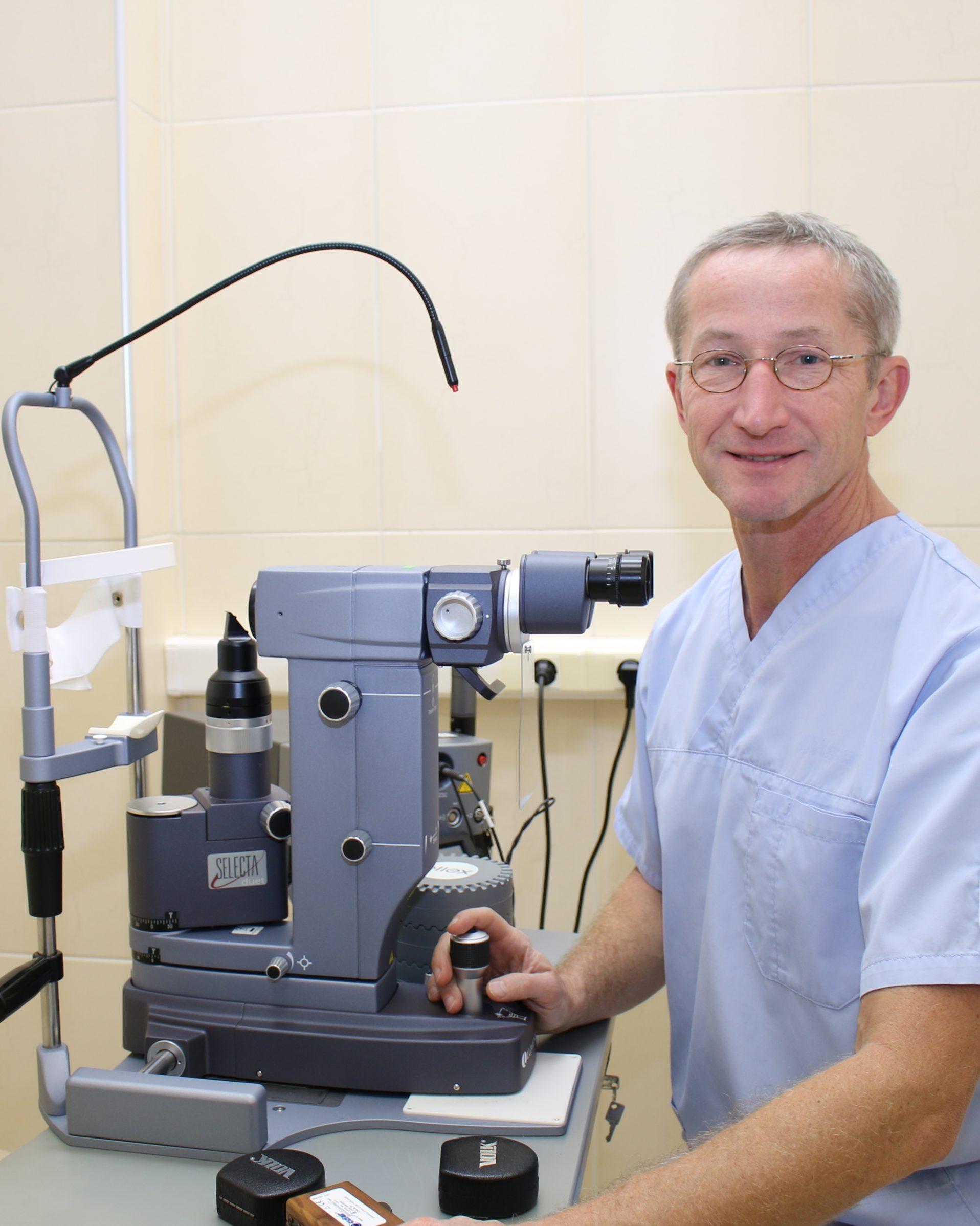 Лоскутов И.А. Врач-офтальмолог